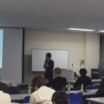 埼玉にて講演を行いました