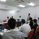 東京でのグループコンサルティング
